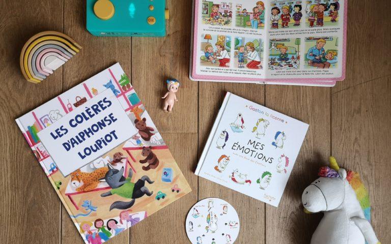 selection livres enfants emotions